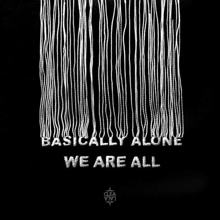 lala-alone