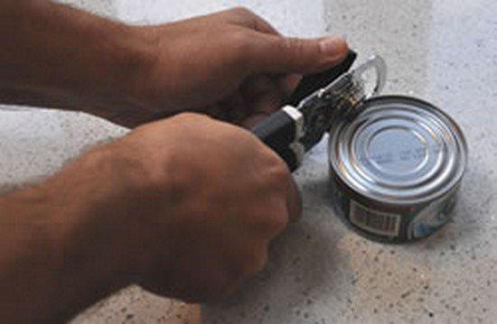 left handed tin opener