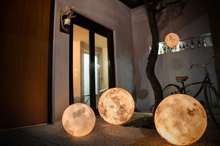 luna lamps bike