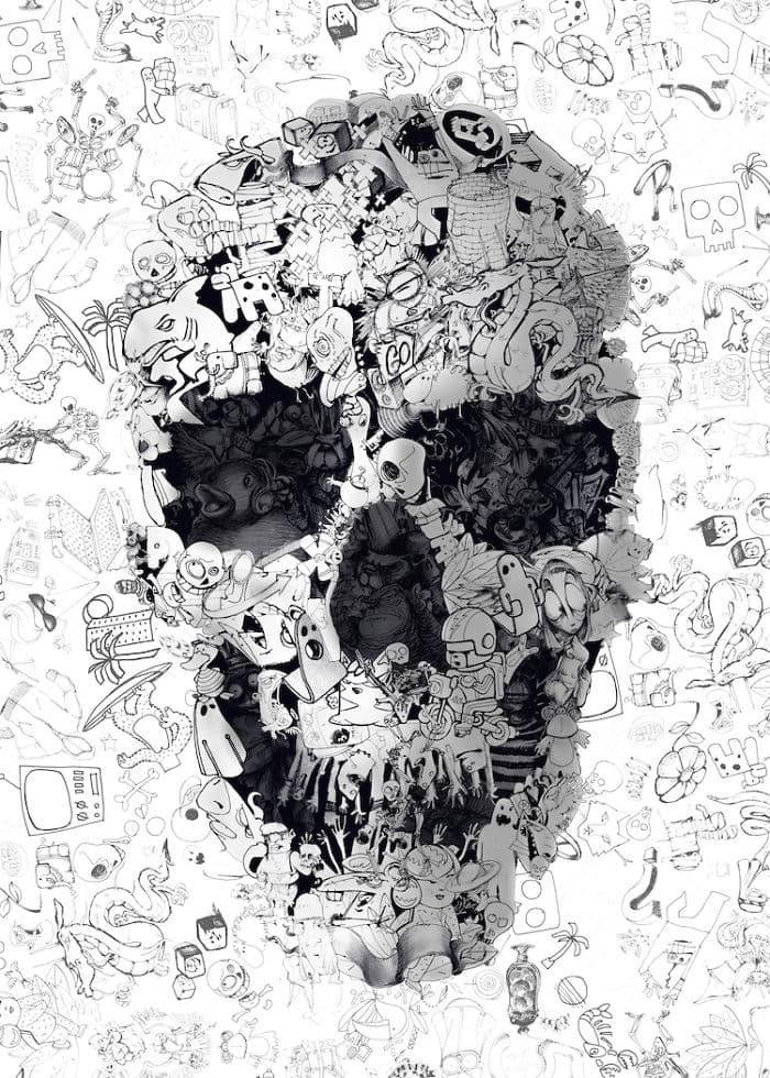 message-doodle