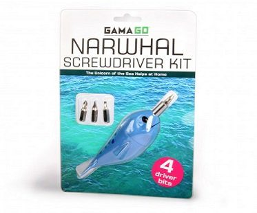 narwhal screwdriver set pack