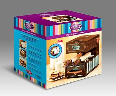 old fashioned s'mores maker electric