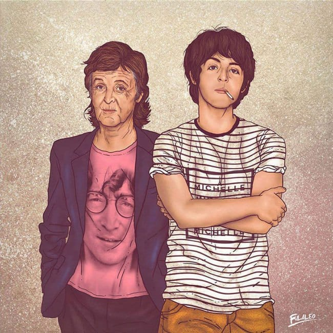 older-celebrities-younger-selves-paul-mccartney