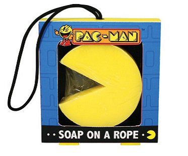 pac-man soap box