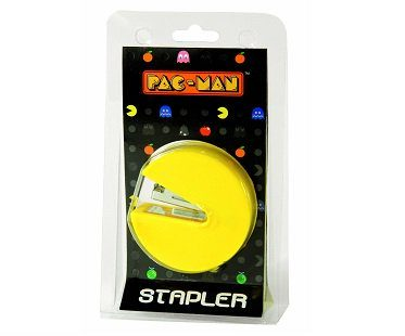 pac-man stapler pack