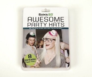 party hats pack