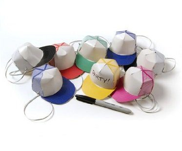 party hats writable