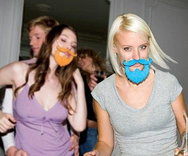 party paper beards