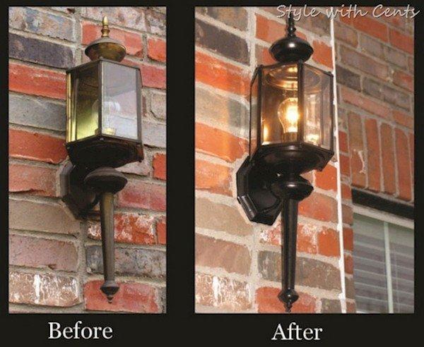 porch light upgrade