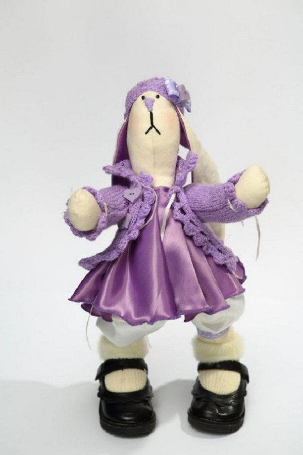 purple doll