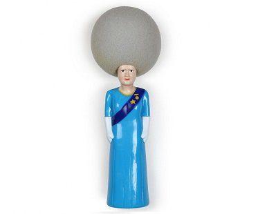 queen washing up sponge brush