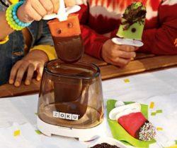 quick pop chocolate station