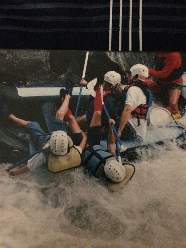 rafting problem