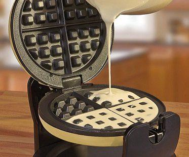 rotary waffle maker belgian