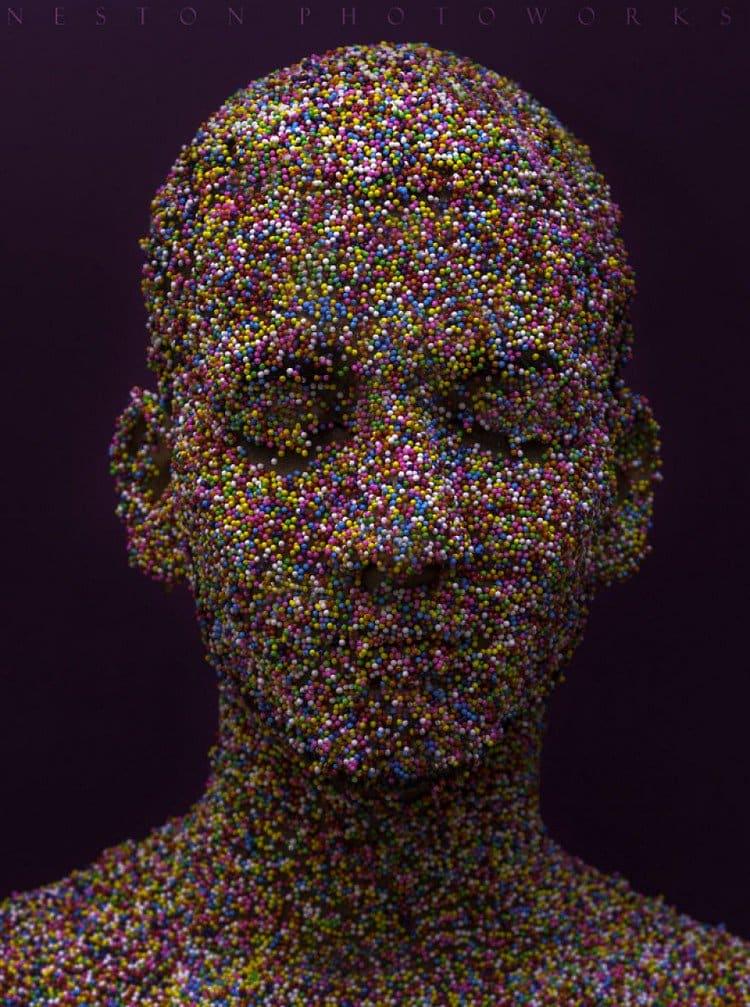 sprinkles face