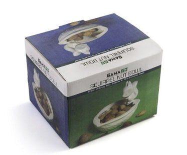 squirrel nut bowl box