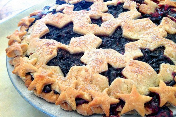 star pie crust