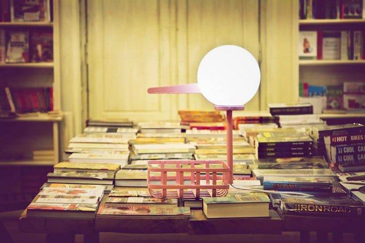 stork lamp books