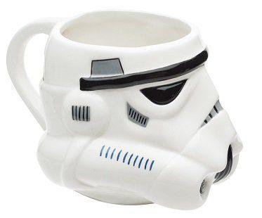 stormtrooper helmet mug white