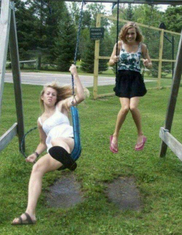 swing collapsing