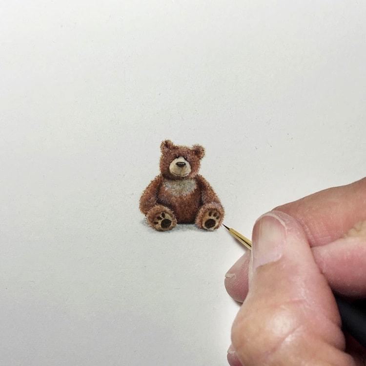 tiny-bear