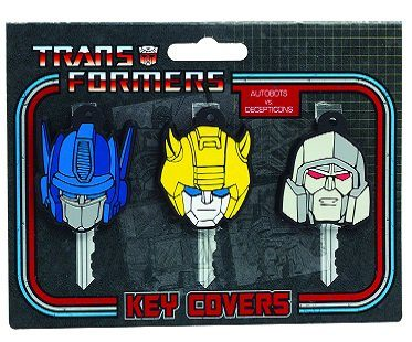 transformers key covers pack