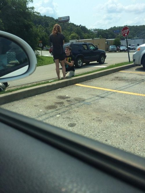 trashy-proposals-outside-wendys