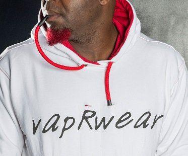 vape hoodie
