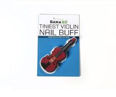violin nail buffer pack