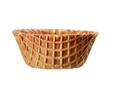 waffle bowl maker waffle