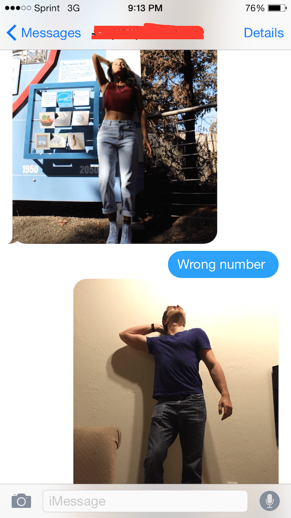 17 Of The Funniest Responses To Wrong Number Texts We've
