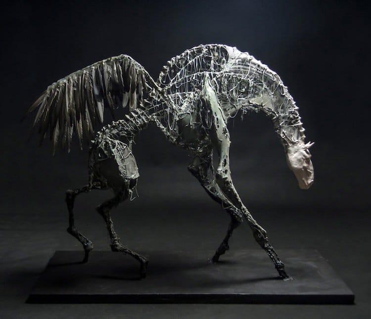 zoo-sculpture