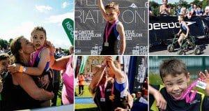 8 Year Old Cerebral Palsy Triathlon Superstar