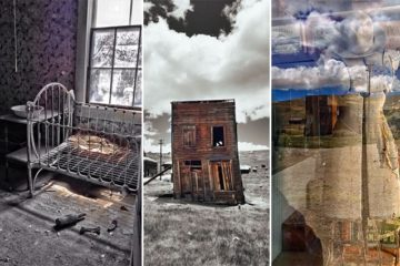 Abandoned Mining Town Bodie California