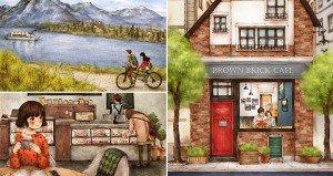 Aeppol Wonder Of Youth Illustrations