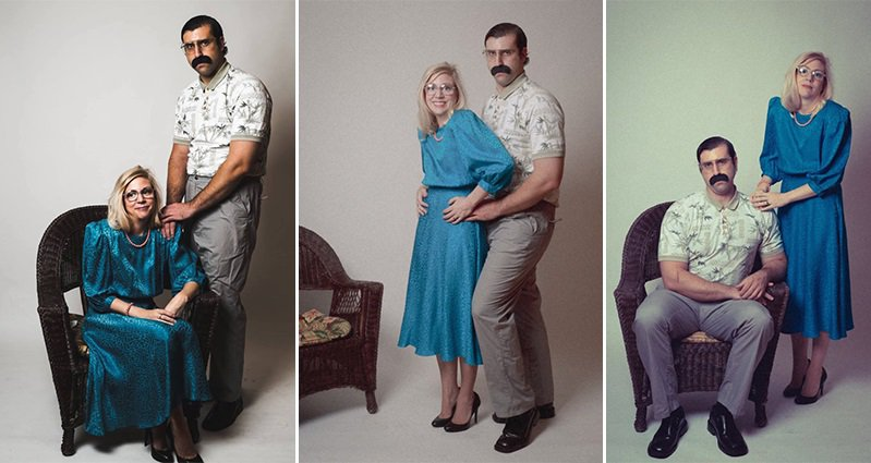 These Could Be The Most Awkward Engagement Photos Ever