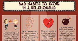 Bad Relationship Habits