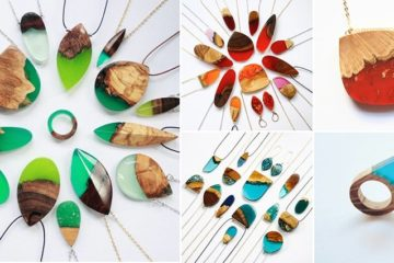 Britta Boeckmann Old Wood Jewelry