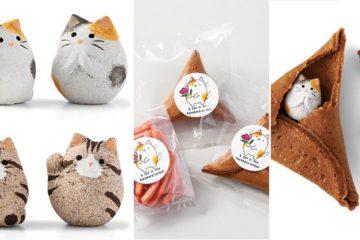 Cat Fortune Cookies Felissimo