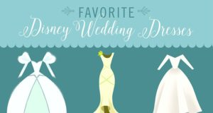Disney Style Wedding Dresses