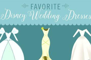 Disney Style Wedding Dresses