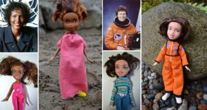Dolls Make-under Inspirational Women