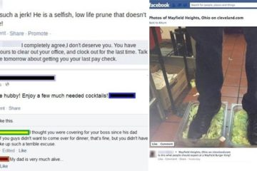 Employees Caught Out Being Shameless