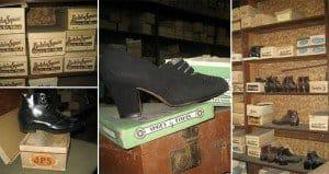 Footwear 50 Years Ago