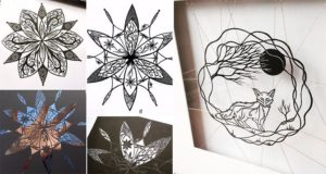 Frances Payne Paper Cuts