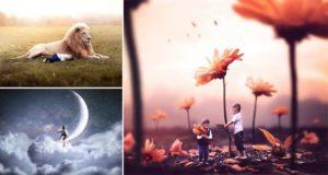 Gabe Tomoiaga Surreal Photographs Of Children