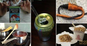 How To Use Everyday Items