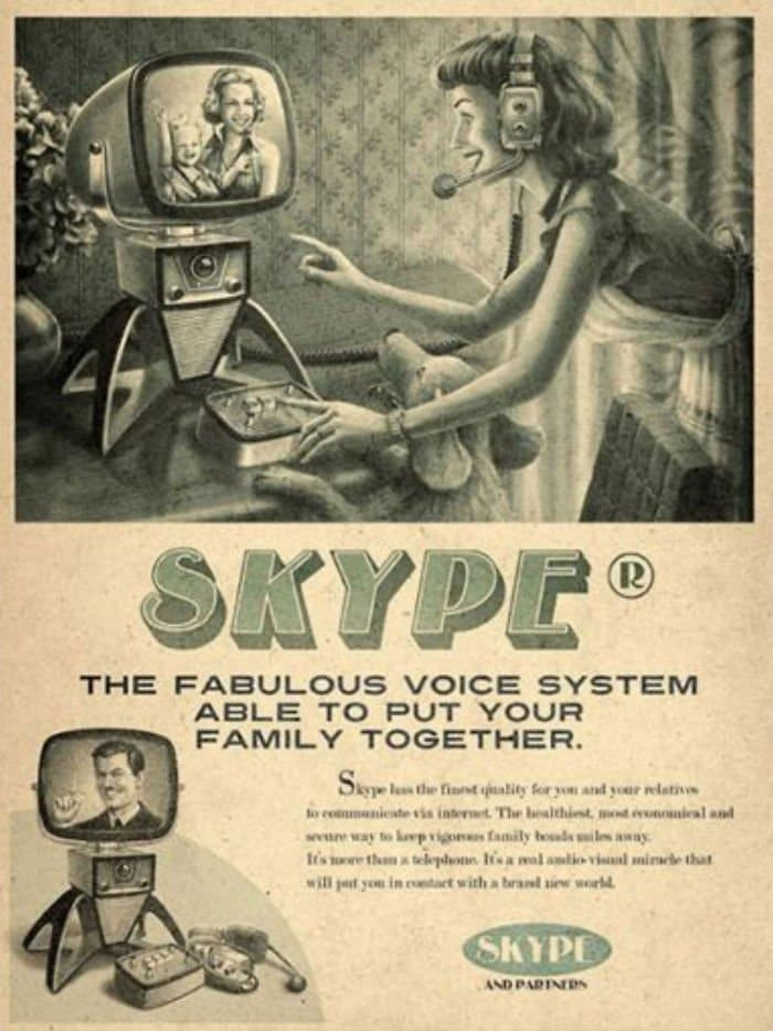 If-Modern-Social-Networks-Existed-In-The-1950s-skype
