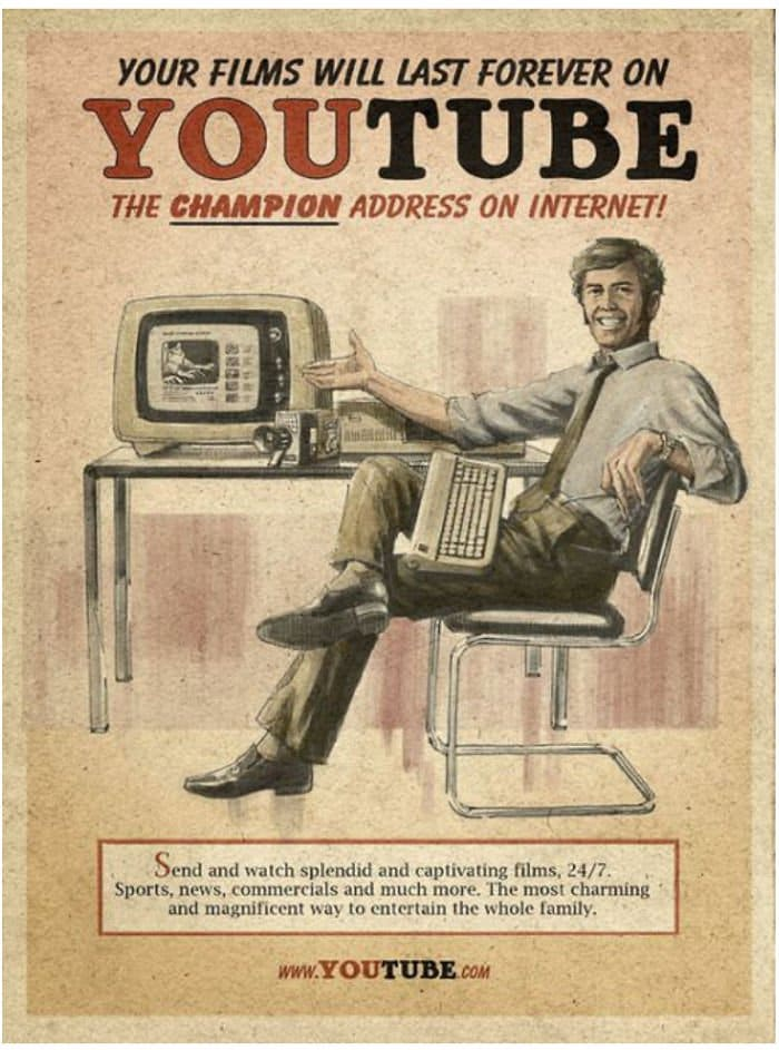 If-Modern-Social-Networks-Existed-In-The-1950s-youtube