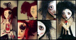 Ioanna Tsouka Handmade Dolls